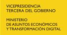 Vicepresidencia Tercera del Gobierno - Ministerio de Asuntos Económicos y Transformación Digital